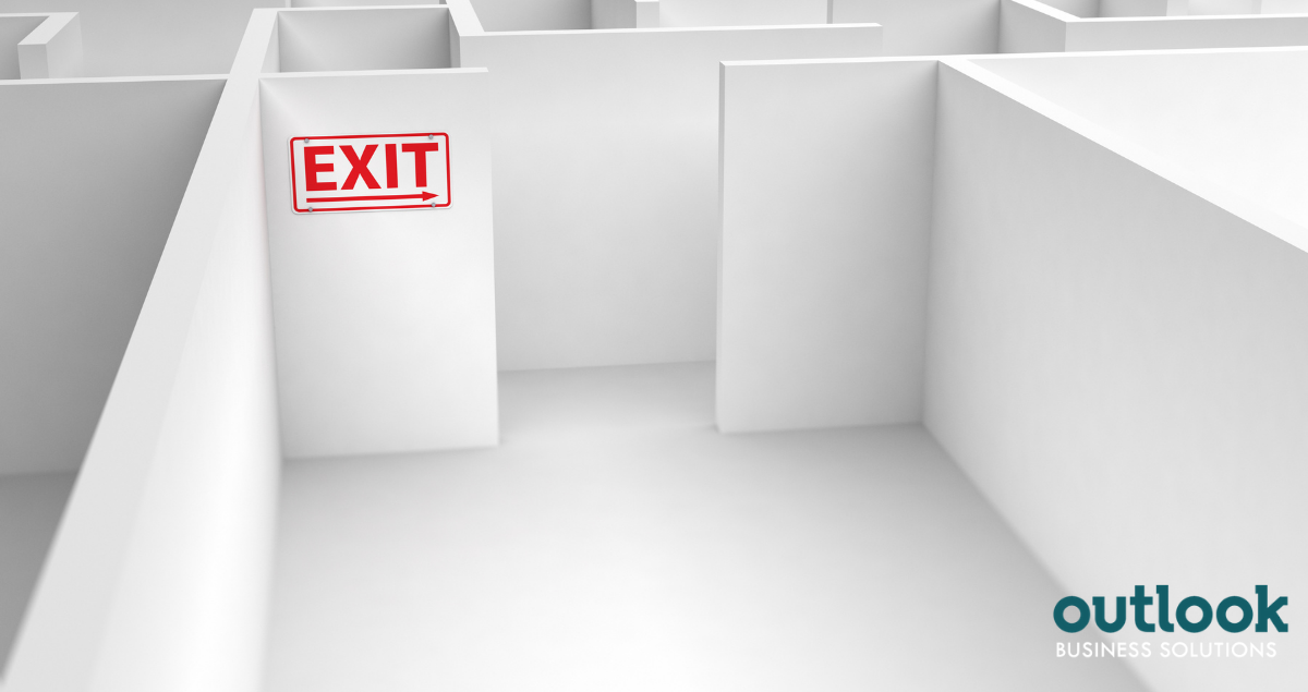 Do you have an exit strategy?